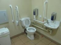 Eldon garden shopping centre toilets