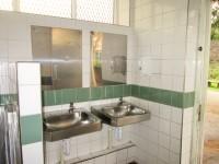 Archbishops park toilets