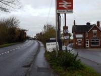 Holmes Chapel Station