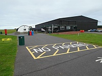 National Museum of Flight - Getting Around The Grounds