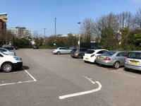 Solent University Car Park to St Mary's Stadium
