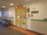 Frossard Ward and Neonatal Unit