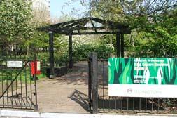 King Square Gardens