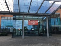 Emergency Centre (A&E) Entrance - Peterborough City Hospital