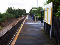 Silkstone Common Station