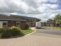 Worcester City Inpatient Unit - Main Building