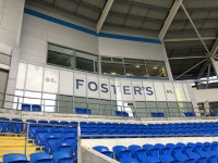 Grandstand Hospitality - Fosters Club - Level 3 (Second Floor)