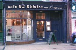 Cafe No. 8 Bistro
