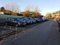 Royal Surrey County Hospital Parking Guide