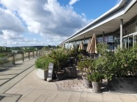 Westgate Oxford - Roof Terrace