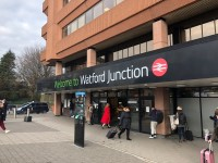 Watford Junction Station to Vicarage Road Stadium
