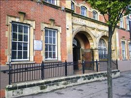 Falls Road Library