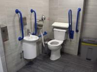 Highcross Leicester - Toilet Facilities