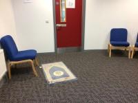 Queen's Prayer and Quiet Room