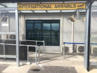 International Arrivals and Baggage Reclaim