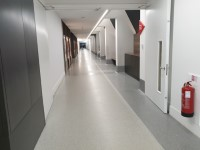 Foyer Area - G55 (Kelvin Hall)