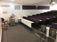 Roberts Building, Sir David Davies Lecture Theatre G08