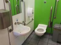 Bullring - Toilet Facilities