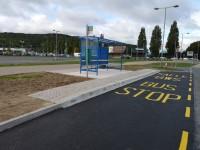 Cardiff City Stadium Bus Stop to Cardiff City Stadium