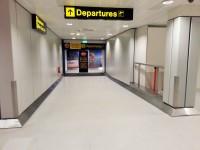 Terminal 1 Area B Departures Security