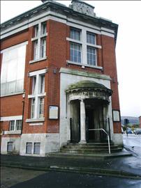 Shankill Road Library