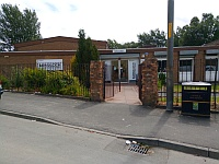 Barmulloch Community Centre and Library