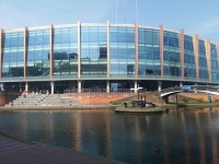 Getting to the Arena Birmingham