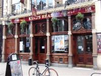 Kings Head Theatre Pub