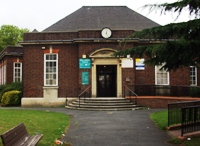 New Eltham Library