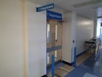 CT Scanner Department