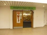 Houghton Regis Library