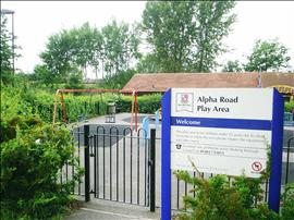 Alpha Road Play Area