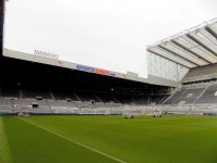 Gallowgate Stand - Upper Tier