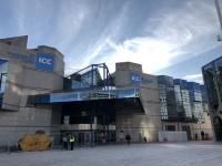 ICC Birmingham - Getting to the ICC and General Information