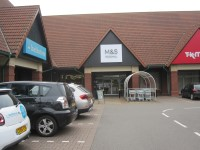 Marks and Spencer Thurmaston Leicester Simply Food