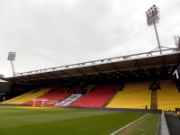 Vicarage Road Stand - Visiting Supporters