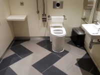Victoria Leeds - Toilet Facilities