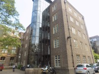 Department of Earth Sciences (Mineralogy Building)