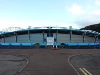 St Andrew's Road Car Park to the John Smith's Stadium