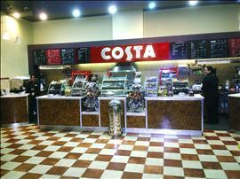 Costa Coffee Accessable