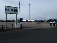 North Car Parks