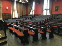 Room 255 - Humanity Lecture Theatre