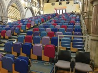 Lecture Theatre 201 (Room Sir Charles Wilson Building)