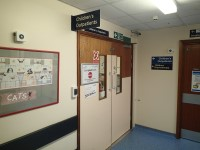 Childrens Outpatients/Childrens Physiotherapy Departments