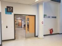 Radiology Department - Gate 17