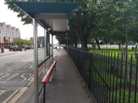Sloper Road Bus Stop (Leckwith Close) to Cardiff City Stadium