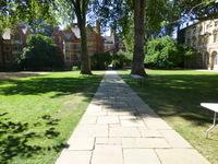 The College Garden