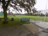 Great Shelford Recreation Ground