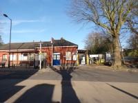Grange Park Station