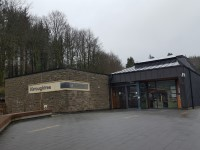 Galloway Forest Park - Kirroughtree Visitor Centre